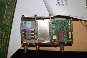 54616B Attenuator Block